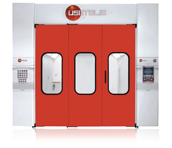 Car Spray Booths